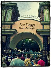 Six Flags Ga Six Flags Over Georgia