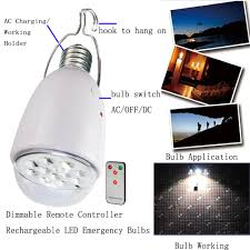 Solar Lighting Indoor by Indoor Outdoor Battery Rechargeable Led Bulb Mini Solar Light Kit