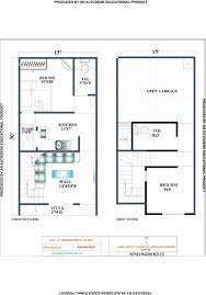 house design 15 x 30 incredible remarkable house map 15 x 30 images ideas house design