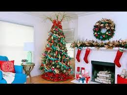 designer tree decorating ideas
