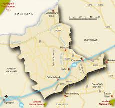 africa map kalahari map of kalahari kalahari map south africa