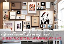 10 great places buy affordable art in york city 6sqft