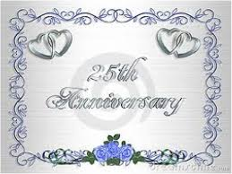 25 wedding anniversary today is my 25th wedding anniversary pearlsofprofundity