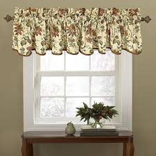 Curtains Floral Kitchen Extraordinary Waverly Kitchen Curtains Waverly Cafe