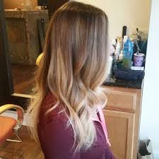 should wash hair before bayalage ombre balayage which popular haircolor technique should you try