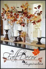 autumn decor fall decor inspiration stonegable