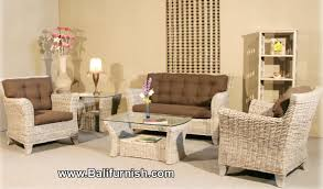 Living Room Wicker Furniture Room Furniture Factory Indonesia