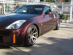 nissan 350z wheel spacers circuit sport tune wheels rare page 2 my350z com nissan