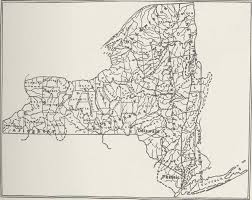 New York Map State by History Of The Mohawk Valley Gateway To The West 1614 1925 U2014 New