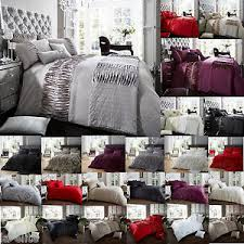 Designer Duvet Cover Sets Luxury Duvet Cover Sets With Pillow Cases King Size Double Single