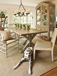 Rug Under Dining Table Home Design Ideas Pictures Remodel And Decor - Dining room rug ideas