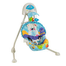 Comfort Harmony Swing Batteries A Great Swing From Fisher Price With A Plug In Option To Save On