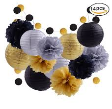 black and gold party decorations party decorations black and gold source quality party decorations