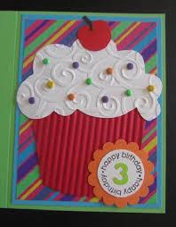great homemade birthday cards modern homemade