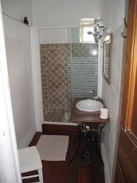 salle d eau dans chambre gite et chambre d hote mazaruelle gard