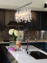 Upside Down Crystal Chandelier Romantic Crystal Chandeliers Lamps Plus