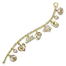 marine jewelry i my marine charm bracelet marine jewelry gift