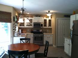 kitchen lighting ceiling light fixture abstract satin nickel