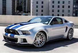 Ford Mustang 2014 Black Mustang Gets Lead Role In New Need For Speed Movie Video Movie