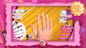 nail manicure games for girls android apps on google play