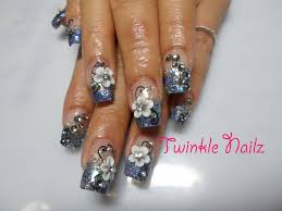 men with acrylic nails 3d acrylic nail designs 3d acrylic nails