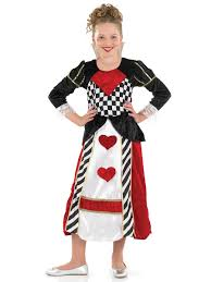 child queen of hearts costume fs2971 fancy dress ball