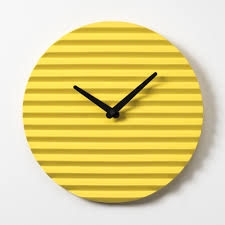 Clock Made Of Clocks Wave Clock U2013 Crowdyhouse