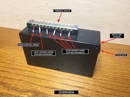 garage door sensor wire siri ios homekit garage door control w raspberry pi u2013 part 1 hardware