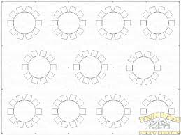 10 person round table 110 person tent rental package