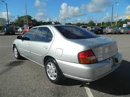1999 Nissan Altima Interior 1999 Nissan Altima Gxe 4dr Sedan In Orlando Fl Autoplexx
