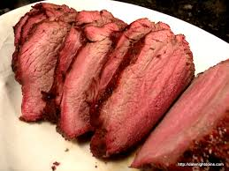 smoked tri tip date night doins bbq for two