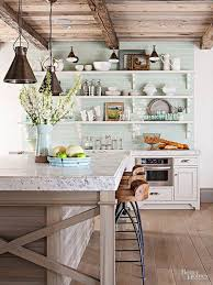 kitchen refresh ideas pleasing rustic kitchen ideas rustic kitchen open shelves and