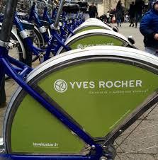 yves rocher rennes siege les vélos libre service rennais aux couleurs d yves rocher