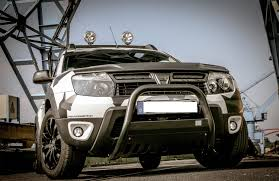 renault duster black bullbar with skid plate 63 5 mm black dacia duster 2010 made