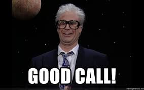 Call Meme - good call harry caray 1 meme generator