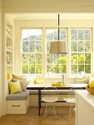 bay window kitchen ideas kitchen bay window seating ideas ghanko