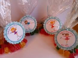 Birthday Favor Bags by Skating Favor Bags Sweetdesignsbyregan