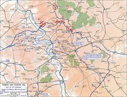 Map Of Ww1 Europe by Of The Battle Of Verdun Feb 21 Dec 18 1916