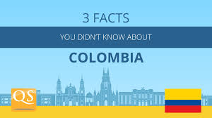3 facts you didn t about colombia