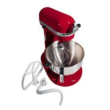 Kitechaid Kitchenaid Kv25goxer Professional Plus 5 Quart Stand Mixer