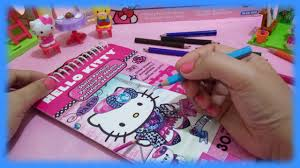 coloring pages from hello kitty sketch portfolio coloring book