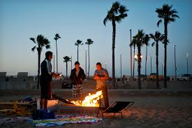 Starting A Fire Pit - air quality agency to begin enforcing la orange county beach fire