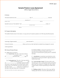 rental lease contract sample home agreement form template pdf 71