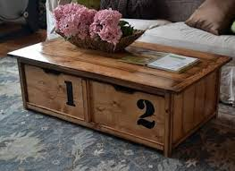 Coffee Table With Storage 1226 Best Diy Furniture Images On Pinterest Painted Furniture