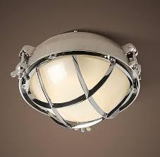 Restoration Hardware Flush Mount Ceiling Light Ceiling Lights At Home Hardware Home Hardware Led Ceiling Lights