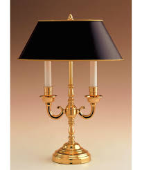 Invitinghome Com by Brass Table Lamp With Black Shade Invitinghome Com Home Lighting