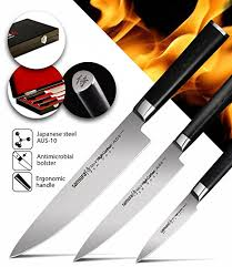 professional kitchen knives set japanese professional chef starter knife set aus 8 stainless steel