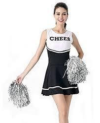 tollbuy women u0027s cheerleader costume uniform dress cosplay