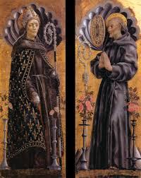 robe mariã e toulouse michele pannonio 1455 63 san ludovico e san bernardino da siena