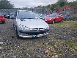 peugeot estate cars for sale peugeot 206 diesel estate in birmingham west midlands gumtree